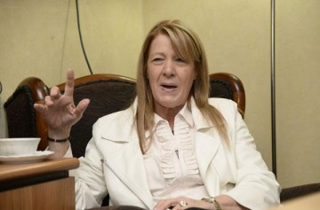 Stolbizer criticó al Gobierno por no frenar las obras de Odebrecht