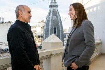 Salvador se plantó contra Vidal y exige lugares para la UCR en las listas bonaerenses