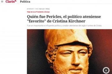 """Insólito: para atacar a CFK, Clarín comparó """"defender la democracia"""" con ser """"populista"""""""