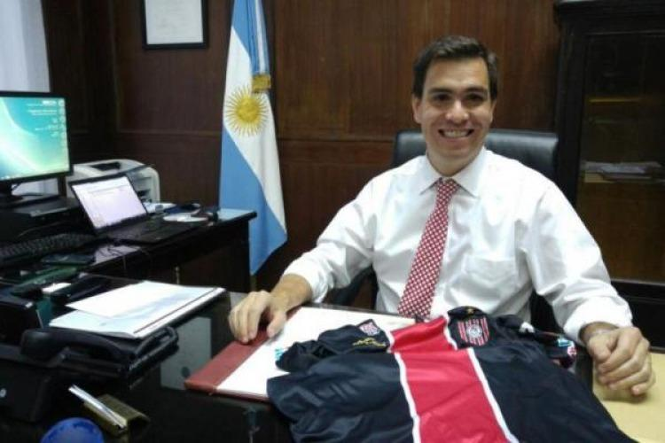 Javier Tizado asumirá al frente del Ministerio de Producción bonaerense