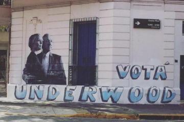 ¿Frank Underwood candidato en las legislativas 2017?