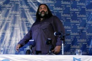 Revés para Vidal: Baradel ganó las elecciones de SUTEBA