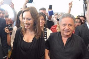 """Duhalde se deshizo en elogios para Vidal: """"Una dirigente de las más notables, guapa y muy trabajadora"""""""