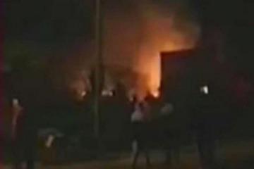 Cuatro nenas murieron, al incendiarse una vivienda en Lanús