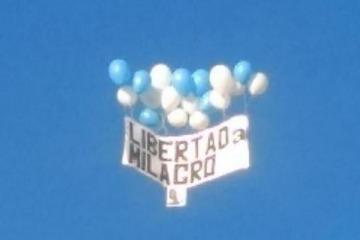 En Rosario pidieron la libertad de Milagro Sala