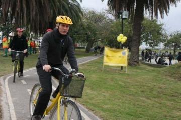 """La dura nota de la BBC sobre """"la bicicleta financiera de Argentina"""""""
