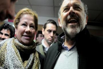 """Graciela Camaño cruzó al """"diputado tuiteador"""" de Cambiemos en plena sesión"""