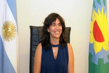Renunció la ministra de Salud de Vidal