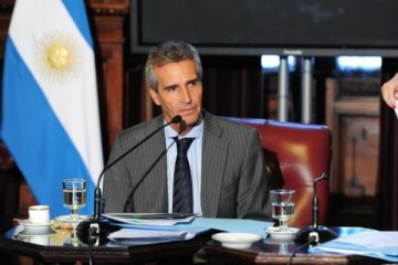 """Godoy: """"No me voy a ir del Consejo. El gobierno quiere poner y sacar jueces a dedo, y disciplinar al resto del Poder Judicial"""""""