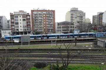 Paro en el tren Sarmiento en solidaridad con los trabajadores de Pepsico