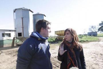 Cristina preocupada por el entramado detrás de los descuentos del Banco Provincia