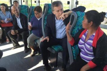 """Empresarios de colectivos le mandaron una carta documento a Macri y le exigieron que """"evite el colapso del sistema"""""""