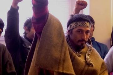 """Huala: """"Patricia Bullrich sacó un informe en el que habla del peligro de la Comunidad Mapuche para la sociedad"""""""