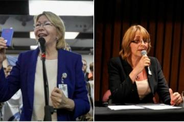 """La procuradora venezolana contra la embestida de Macri a Gils Carbó: """"Se debe respetar el rol de los Ministerio Públicos"""""""
