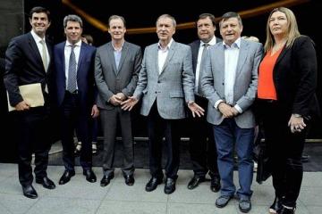 Vidal logró unificar a los gobernadores peronistas en un reclamo en su contra