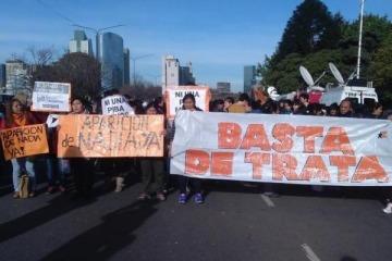 Estaba bajo la custodia del Gobierno de Rodríguez Larreta, denunció una red de trata y volvió a desaparecer