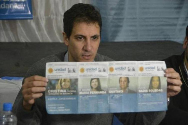 Denuncian que se repartieron boletas falsas de CFK en Moreno — Campaña sucia