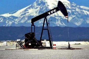 YPF perforó 61% menos pozos que en 2015