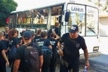Extraño asesinato entre policías en un municipio PRO
