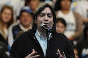 """El abogado de Máximo Kirchner desbarató la """"operación de corte casi bananero"""" sobre los plazos fijos"""