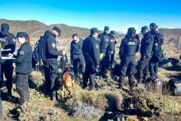 ¿Qué encontró el juez Otranto durante el allanamiento en territorio mapuche?