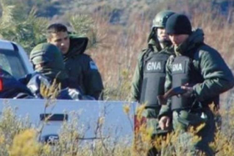 Investigan audios de gendarmes que hablan de cuerpos flotando