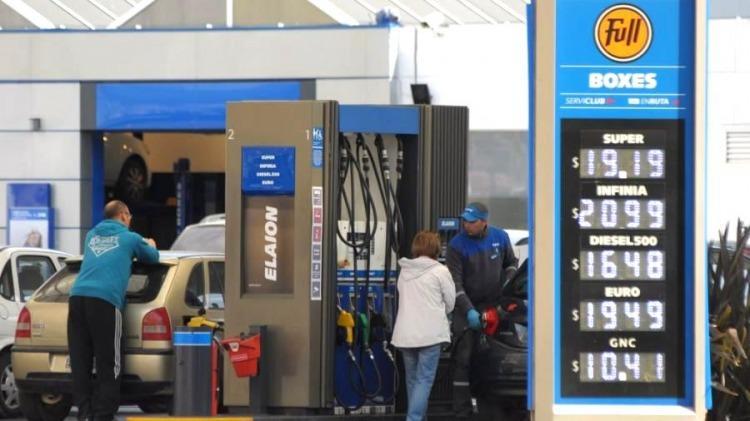 Nación libera los precios de los combustibles desde la próxima semana