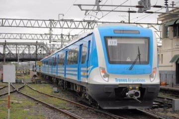 El tren Roca se encuentra interrumpido y estiman que volverá a funcionar a la tarde