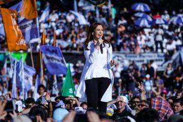 CFK apuntó contra Stolbizer por la reforma laboral