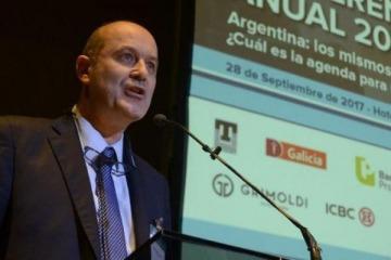 """Sturzenegger admitió que """"el número de inflación de septiembre no fue el esperado"""""""