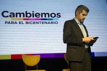 El mensaje motivacional de Marcos Peña para los voluntarios de Cambiemos