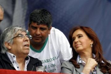 Cristina envió un fuerte guiño a un sindicalista del que estaba alejada y reveló qué los une contra el macrismo