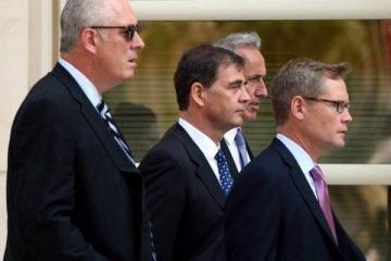El juicio al exCEO de Torneos condenado por corrupción terminó en una tragedia