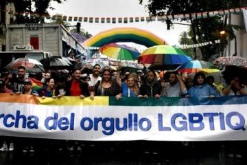 Marcha del Orgullo: el Gobierno negó la instalación de un escenario en el Congreso