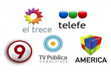 Paro total de actividades en canales de TV en reclamo de recomposición salarial