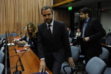 Vandenbroele declaró que no conoce a Boudou y apuntó contra el banquero Brito