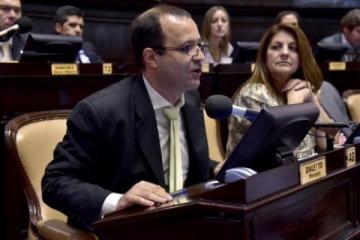 """Daletto: """"Firmar el pacto fiscal y aprobar el Presupuesto es como para el hincha de Boca ganar la Libertadores y a River en una semana"""""""