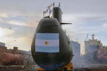 Maradona le envió un mensaje a los tripulantes del submarino desaparecido