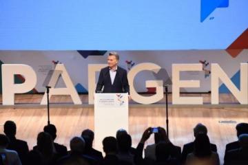 Macri destacó el apoyo internacional en la búsqueda del ARA San Juan