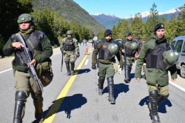 "Foto de La abogada de la comunidad mapuche de Mascardi denunció una ""caza racista"""