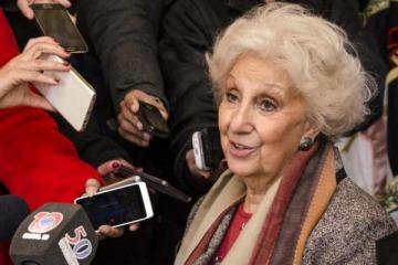 Abuelas dará una conferencia para anunciar el encuentro de la nieta 126
