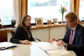 Vidal le marca agenda a Nación y aumenta la edad jubilatoria para los trabajadores del Banco Provincia