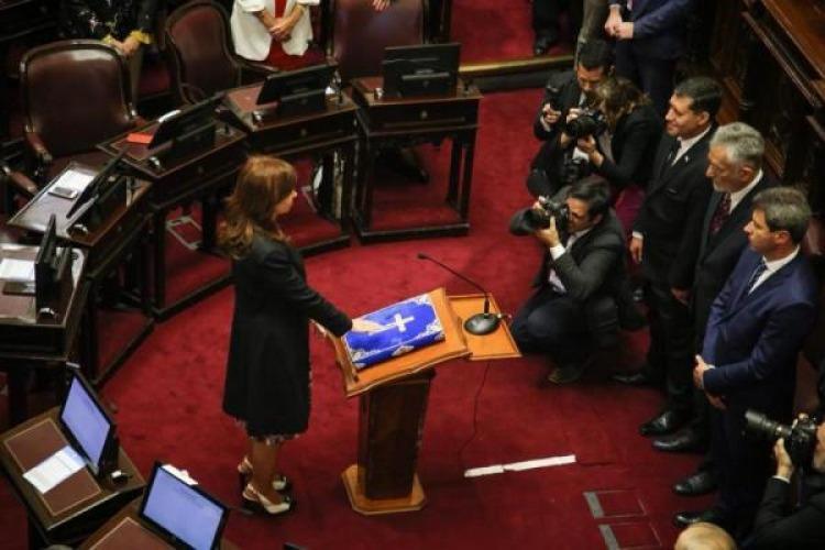 Cristina integrará la comisión de Presupuesto