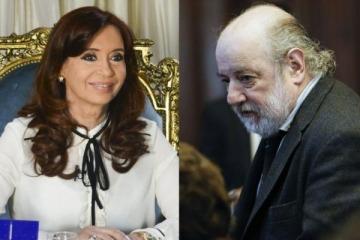 Cristina pidió el juicio político contra Bonadio