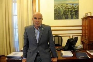 En contra de la carta orgánica del Banco Nación el Gobierno oficializó a Gómez Centurión como su nuevo vice