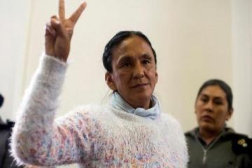 Con restricciones ilegales, trasladan a Milagro Sala a cumplir prisión domiciliaria tras el fallo de la Corte