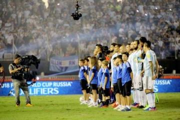 """Los partidos de la Selección Argentina son considerados de """"interés relevante"""" y deberán transmitirse en TV abierta"""