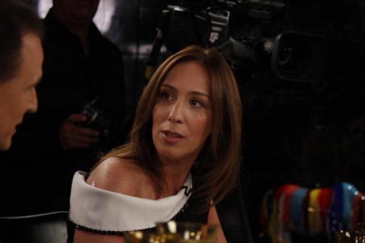 Mirtha, muy dura con Macri