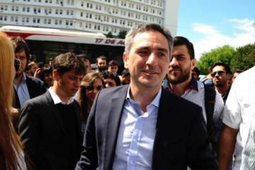 """Larroque: """"Con Hugo Moyano hemos dejado de lado las contradicciones secundarias"""""""