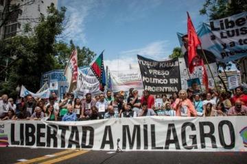 Cientos de personas marchan y piden justicia para Milagro Sala
